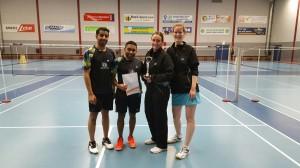 team Gaasperdam kampioen hoofdklasse